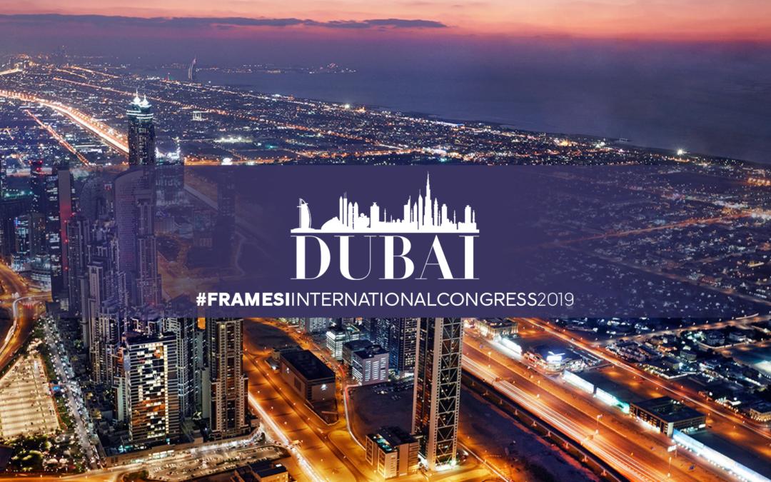DUBAI – FRAMESI INTERNATIONAL CONGRESS